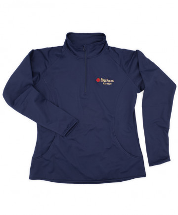 Ladies Navy Pullover