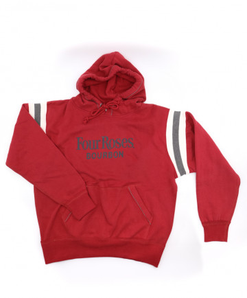 Vintage Four Roses Athletic Hoodie Small- XL