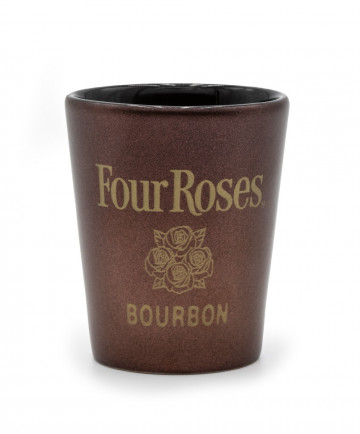 Four Roses Ceramic 2 oz. Shot Glass