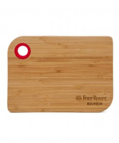 Four Roses Bamboo Cutting Board