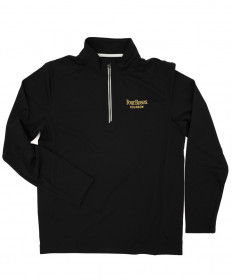 Textured Sport Wick Pullover