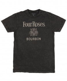 Four Roses Mineral Wash Tee 2XL