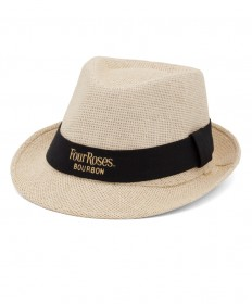 Four Roses Fedora Hat