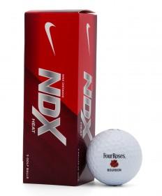 Four Roses Logo Nike Golf Ball