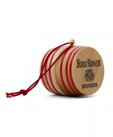 Four Roses Bung Ornament