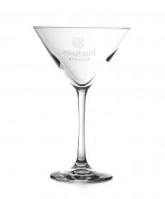 Four Roses Manhattan Glass