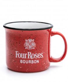 Four Roses Campfire Mug