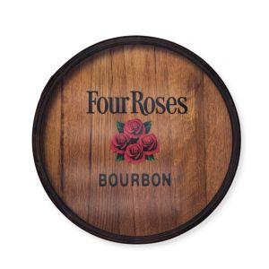 Four Roses Hoop Head