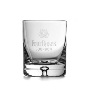Four Roses Deluxe Rocks Glass