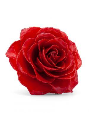 Real Rose Brooch