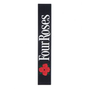 Four Roses Bar Rail Mat